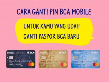 BCA MASTER CARD